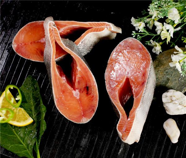 Chum Salmon Steak