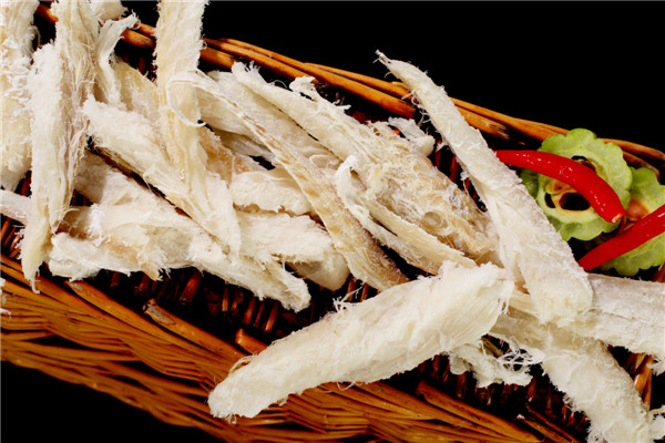 Dry Salted Cod Migas