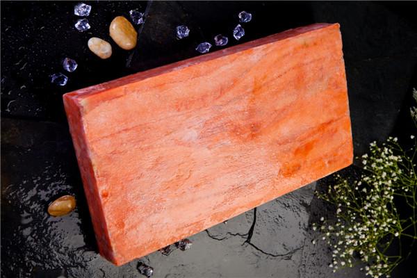 Pink Salmon Block